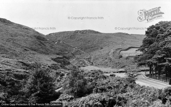 Photo of Burley Woodhead, Colston Beck c.1955