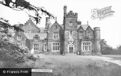 Burley Woodhead, The Yha c.1955