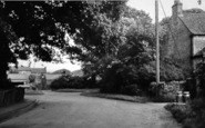 Burnby, The Village c.1955