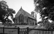 Burnby, Village Church 1955