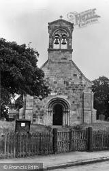 Burnby, Village Church c.1955