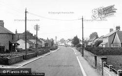 The Village c.1960, Burneston