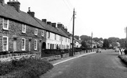 Burneston, The Village c.1960