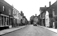 Burnham, High Street c1955