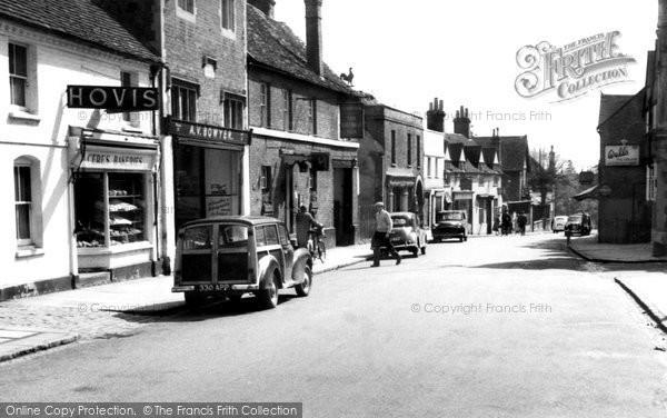 Photo of Burnham, High Street c1960