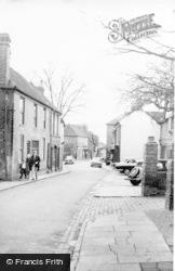Burnham, High Street c.1960