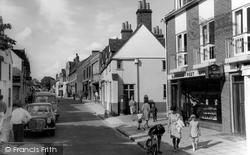 Burnham, High Street c.1968