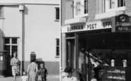 Burnham, High Street, Outside Post Office c.1965