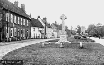 Burnham Market, the Village c1955