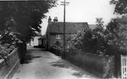 Burnham-on-Crouch, Belvedere Road c.1965