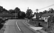 Burnham-on-Crouch, Eves Corner c.1955