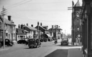 Burnham-on-Crouch, High Street c.1950