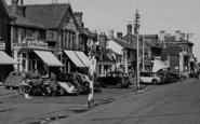 Burnham-on-Crouch, High Street c.1955