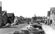 Burnham-on-Crouch, High Street c.1960