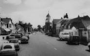 Burnham-on-Crouch, High Street c.1965