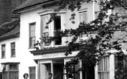 Burnham-on-Crouch, High Street Post Office c.1965