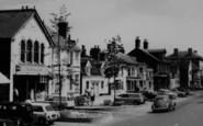 Burnham-on-Crouch, High Street Shops c.1960
