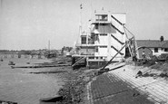 Burnham-on-Crouch, Royal Corinthian Yacht Club c.1950