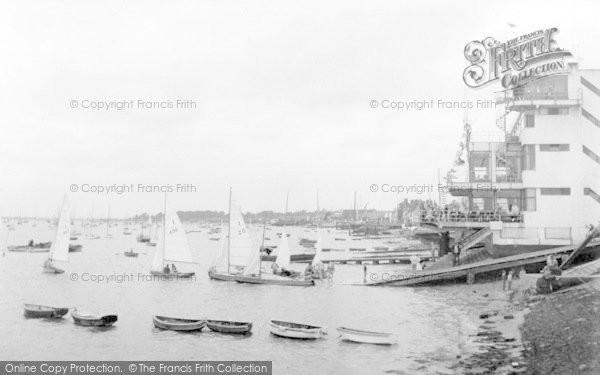 Burnham On Crouch, Royal Corinthian Yacht Club c.1960