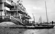 Burnham-on-Crouch, Royal Corinthian Yacht Club c.1960