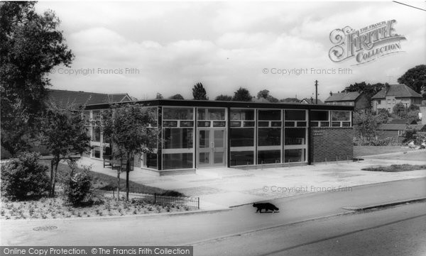 Burnham On Crouch, The Library c.1965