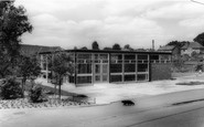Burnham-on-Crouch, The Library c.1965