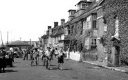 Burnham-on-Crouch, The Quay c.1955