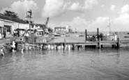 Burnham-on-Crouch, The Quay c.1960