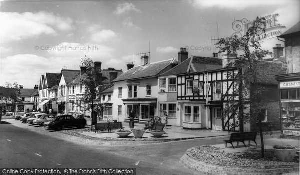 Burnham On Crouch, The Ship Hotel c.1965