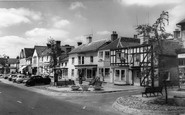 Burnham-on-Crouch, The Ship Hotel c.1965