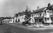 Burnham-on-Crouch, The Square c.1965