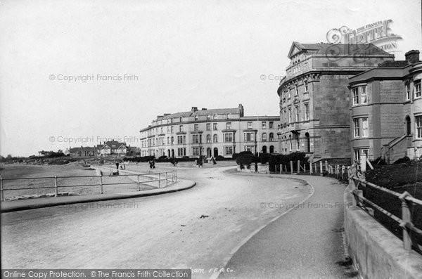 Burnham On Sea, 1903