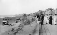 Burnham-on-Sea,  1913