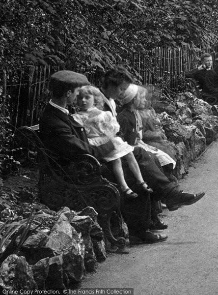 Burnham On Sea, A Family Outing 1913