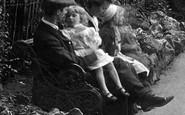 Burnham-on-Sea, A Family Outing 1913