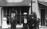 Burnham-on-Sea, A Sunday Stroll 1907