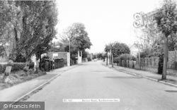 Burnham-on-Sea, Berrow Road c.1960