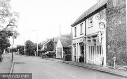 Burnham-on-Sea, Berrow Store c.1960