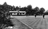 Burnham-on-Sea, Bowling Green 1926