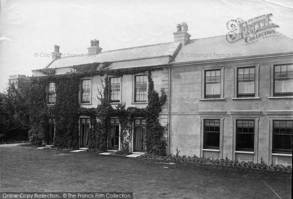 Burnham On Sea, Burnham Hall 1892