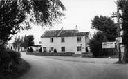 Burnham-on-Sea, Lakeside Caravan Park c.1960