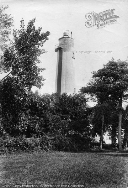 Burnham On Sea, Lighthouse 1907