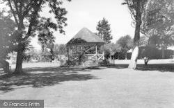 Burnham-on-Sea, Manor Gardens c.1960