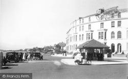 Burnham-on-Sea, North End c.1939