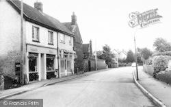 Burnham-on-Sea, Paradise Store c.1960
