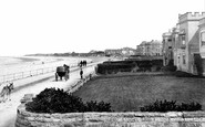 Burnham-on-Sea, Promenade 1907