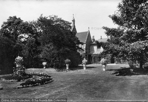 Burnham On Sea, Roman Catholic Church 1918