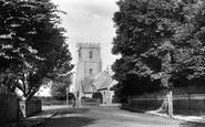 Burnham-on-Sea, St Andrew's Church 1903