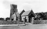 Burnham-on-Sea, St Andrew's Church 1926