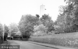 Burnham-on-Sea, The Lighthouse c.1960